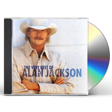 Alan Jackson VERY BEST OF CD