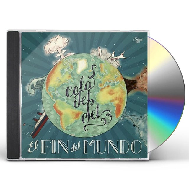Cola Jet Set EL FIN DEL MUNDO CD