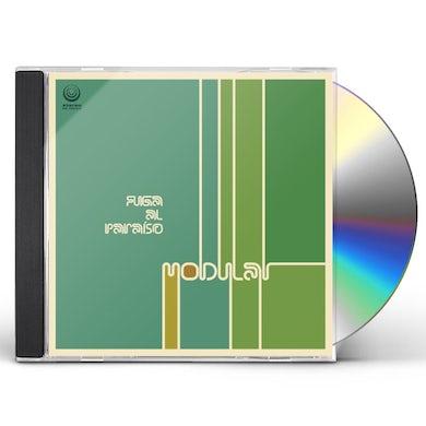 Modular FUGA AL PARAISO CD