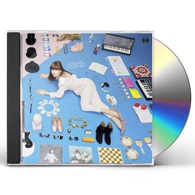 FUEGO CD