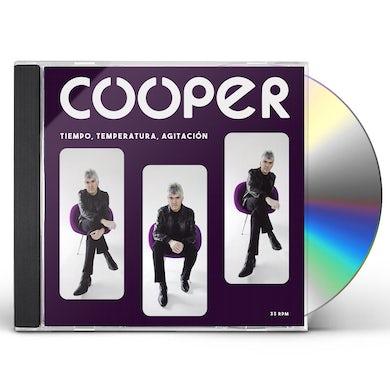 Cooper TIEMPO TEMPERATURA & AGITACION CD