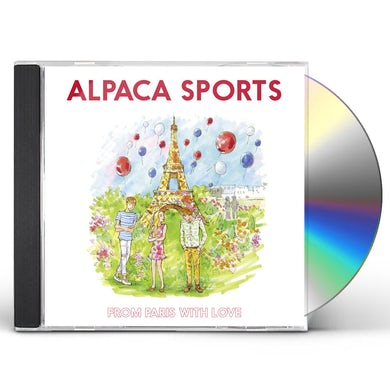 Alpaca Sports FROM PARIS WITH LOVE CD