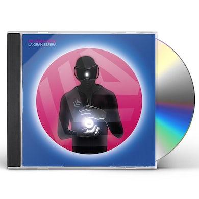 La Casa Azul LA GRAN ESFERA CD