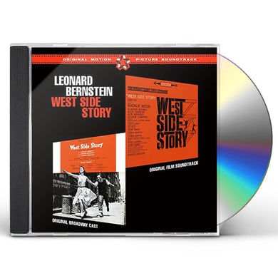 Leonard Bernstein WEST SIDE STORY CD
