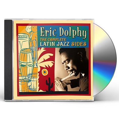 Eric Dolphy COMPLETE LATIN JAZZ SIDES CD