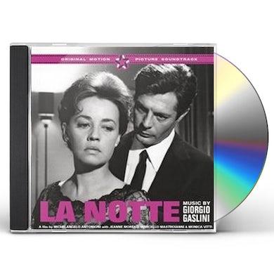 Giorgio Gaslini LA NOTTE CD