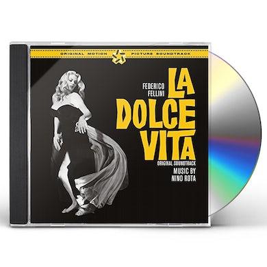Nino Rota LA DOLCE VITA CD