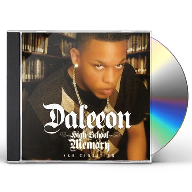 Daleeon HIGHSCHOOL MEMORY CD