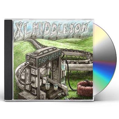 Xl Middleton TAP WATER CD