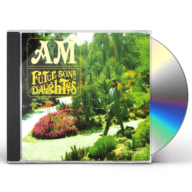 Am FUTURE SONS & DAUGHTERS CD
