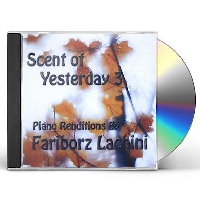 Fariborz Lachini SCENT OF YESTERDAY 3 CD