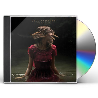 Jill Andrews WAR INSIDE CD
