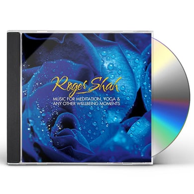 Roger Shah MUSIC FOR MEDITATION YOGA & ANY OTHER WELLBEING CD