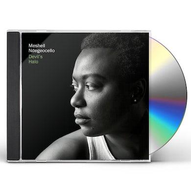Meshell Ndegeocello DEVIL'S HALO CD