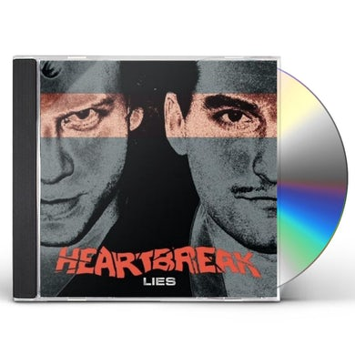 Heartbreak LIES CD