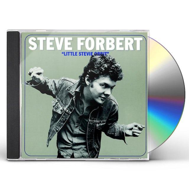 Steve Forbert LITTLE STEVIE ORBIT CD