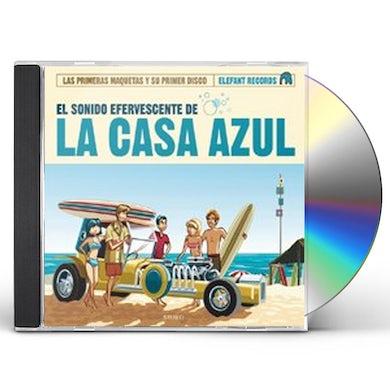 La Casa Azul EL SONIDO FERVESCENTE DE CD