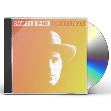 Rayland Baxter IMAGINARY MAN CD