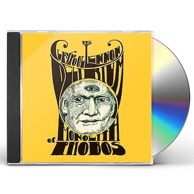 The Claypool Lennon Delirium MONOLITH OF PHOBOS CD