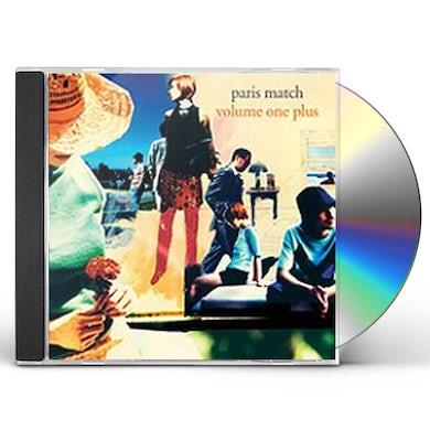Paris Match VOLUME ONE PLUS CD