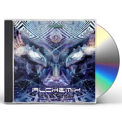 Alchemix IT'S A STORY CD