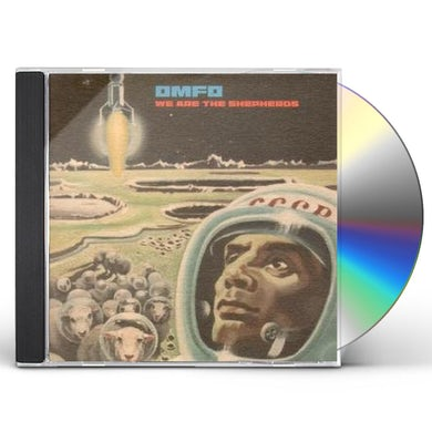 Omfo WE ARE THE SHEPHERDS CD