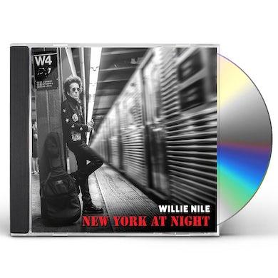Willie Nile NEW YORK AT NIGHT CD