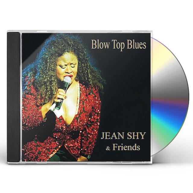 Jean Shy BLOW TOP BLUES CD