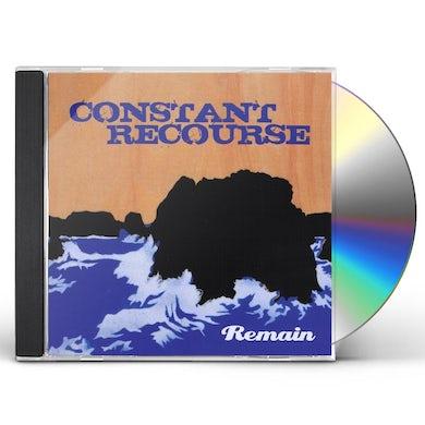 Constant Recourse REMAIN CD