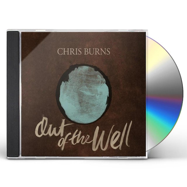 Chris Burns OUT OF THE WELL CD
