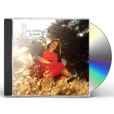 Amanda Shelby GO IT ALONE CD