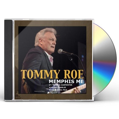 Tommy Roe MEMPHIS ME CD