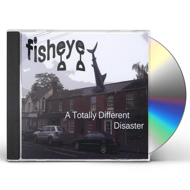 FisheYe TOTALLY DIFFERENT DISASTER CD