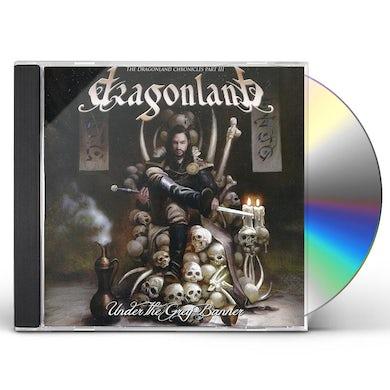 Dragonland UNDER THE GREY BANNER CD