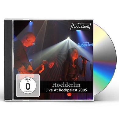 Hoelderlin LIVE AT ROCKPALAST 2005 CD