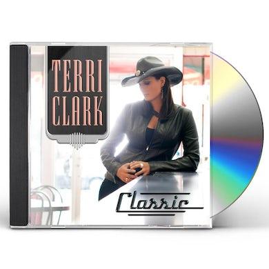 Terri Clark CLASSIC CD