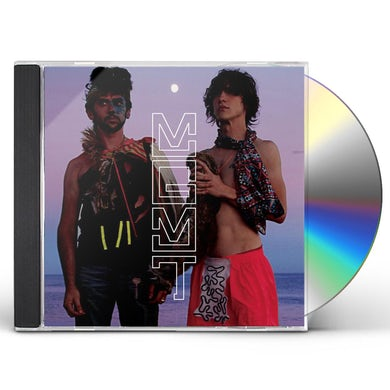 MGMT Oracular Spectacular CD