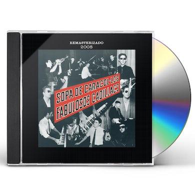 FABULOSOS CADILLACS SOPA DE CARACOL CD