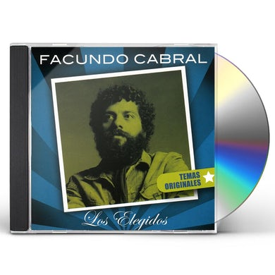 Facundo Cabral LOS ELEGIDOS CD