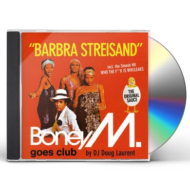 BONEY M GOES CLUB CD