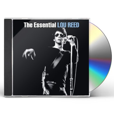 ESSENTIAL LOU REED CD