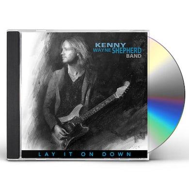 Kenny Wayne Shepherd LAY IT ON DOWN CD