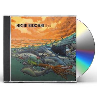 Tedeschi Trucks Band SIGNS CD