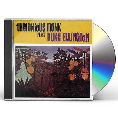Thelonious Monk PLAYS DUKE ELLINGTON CD