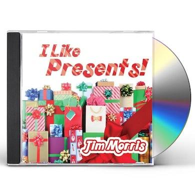 Jim Morris I LIKE PRESENTS CD