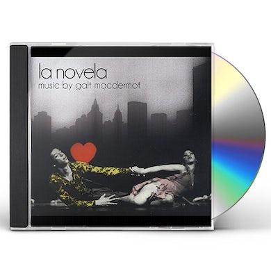 Galt Macdermot LA NOVELA CD