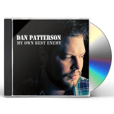 Dan Patterson MY OWN BEST ENEMY CD