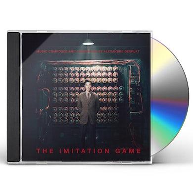 Alexandre Desplat IMITATION GAME (SCORE) / Original Soundtrack CD