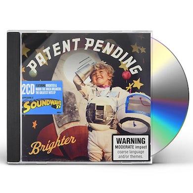 Patent Pending BRIGHTER CD