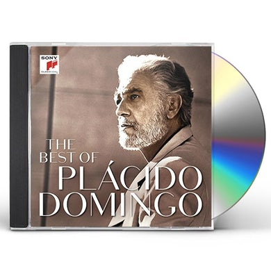 BEST OF PLACIDO DOMINGO CD